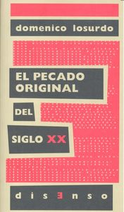 Pecado original del siglo xx