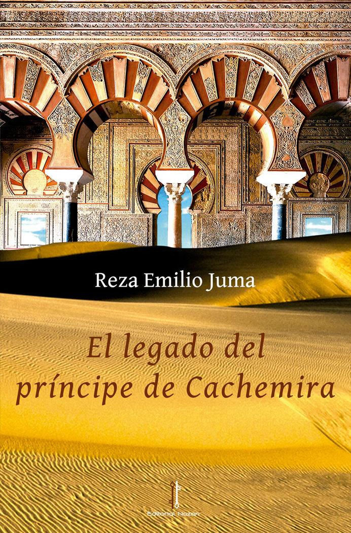 Legado del principe de cachemira,el
