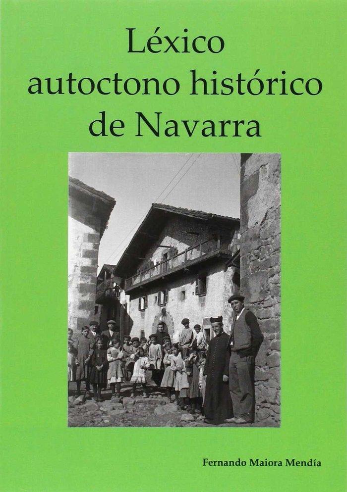 Lexico autoctono historico de navarra