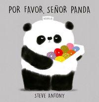 Por favor señor panda
