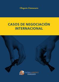 Casos de negociacion internacional