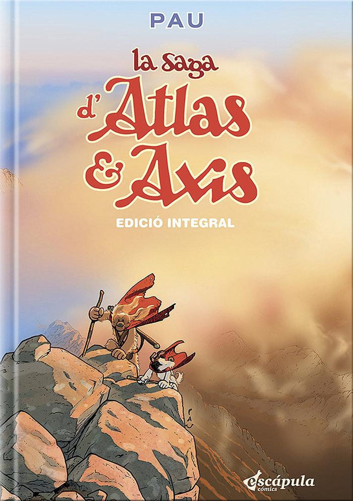 La saga d'atlas & axis