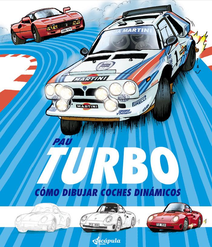 Turbo como dibujar coches dinamicos