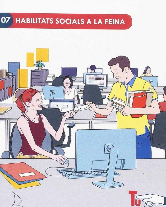 Habilitats socials a la feina