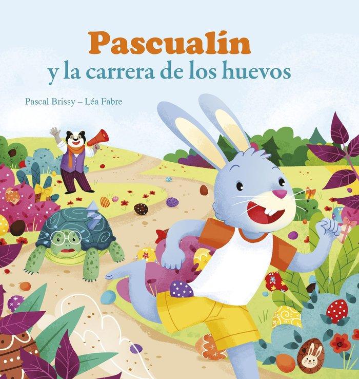 Pascualin y la carrera de los huevos