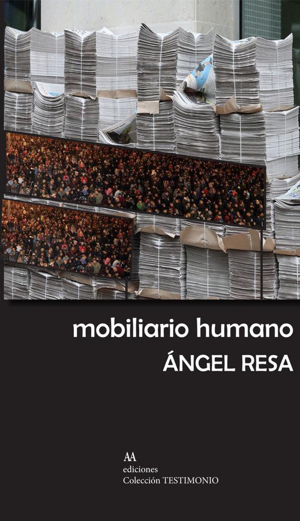 Mobiliario humano