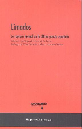Limados la ruptura en la ultima poesia española
