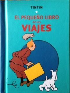 Tintin el pequeño libro de los viajes