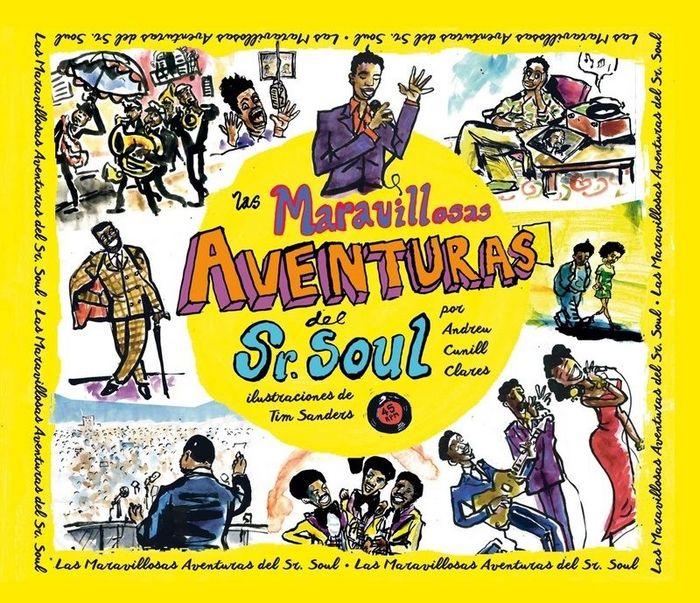 Maravillosas aventuras del sr soul,las