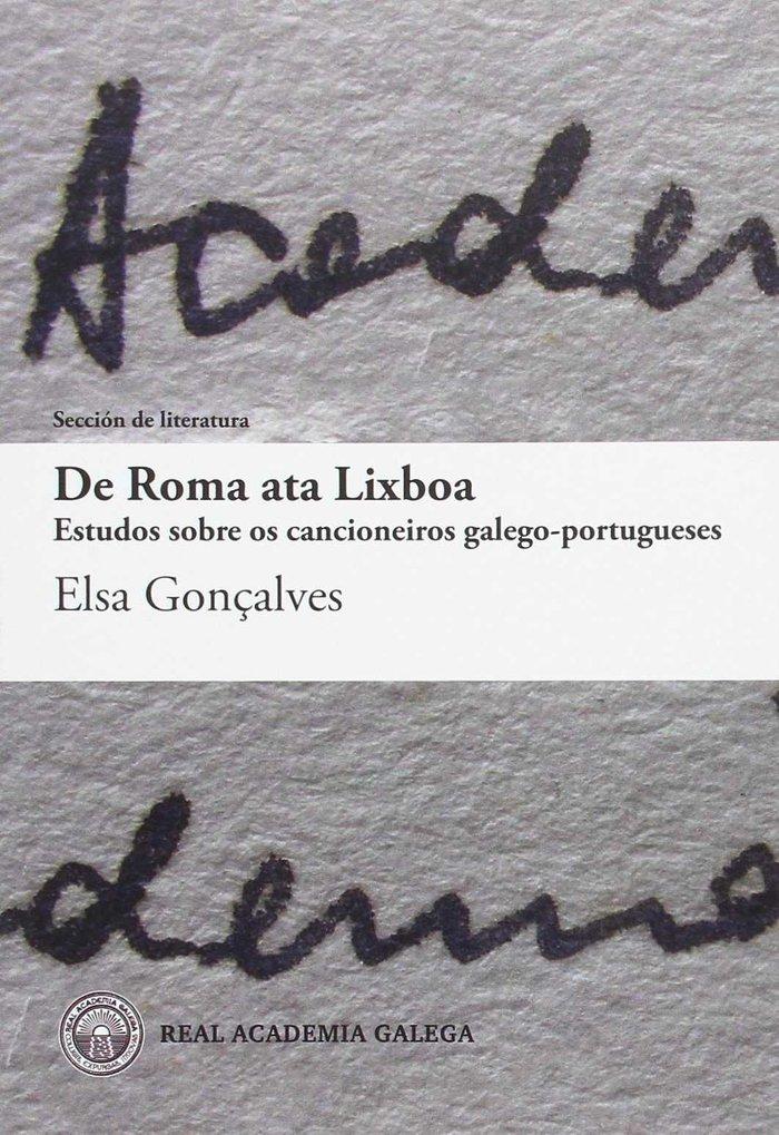 De roma ata lixboa