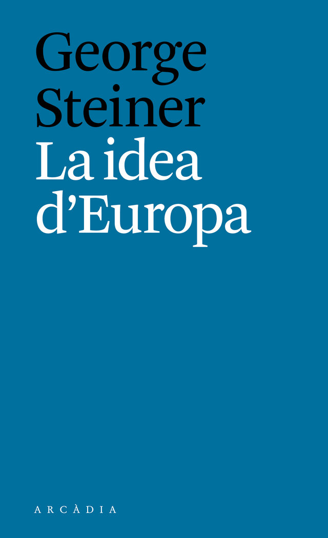 Idea d'europa,la