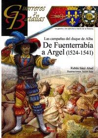 De argel a fuenterrabia (1524-1541)