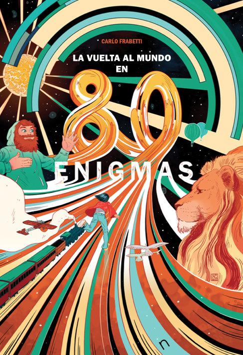 Vuelta al mundo en 80 enigmas,la
