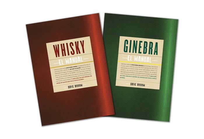 Lote whisky + ginebra