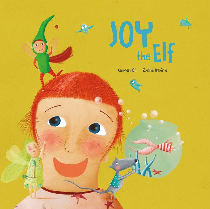 Joy the elf - ing