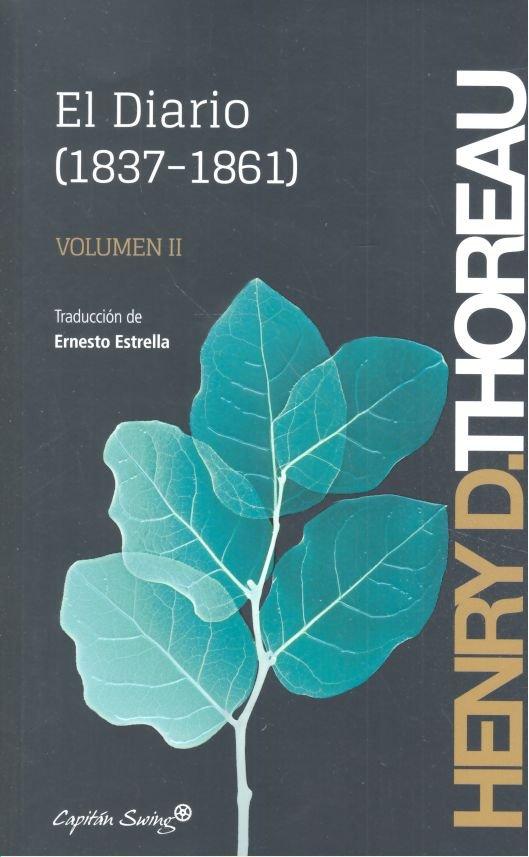 Diario vol ii 1837 1861,el