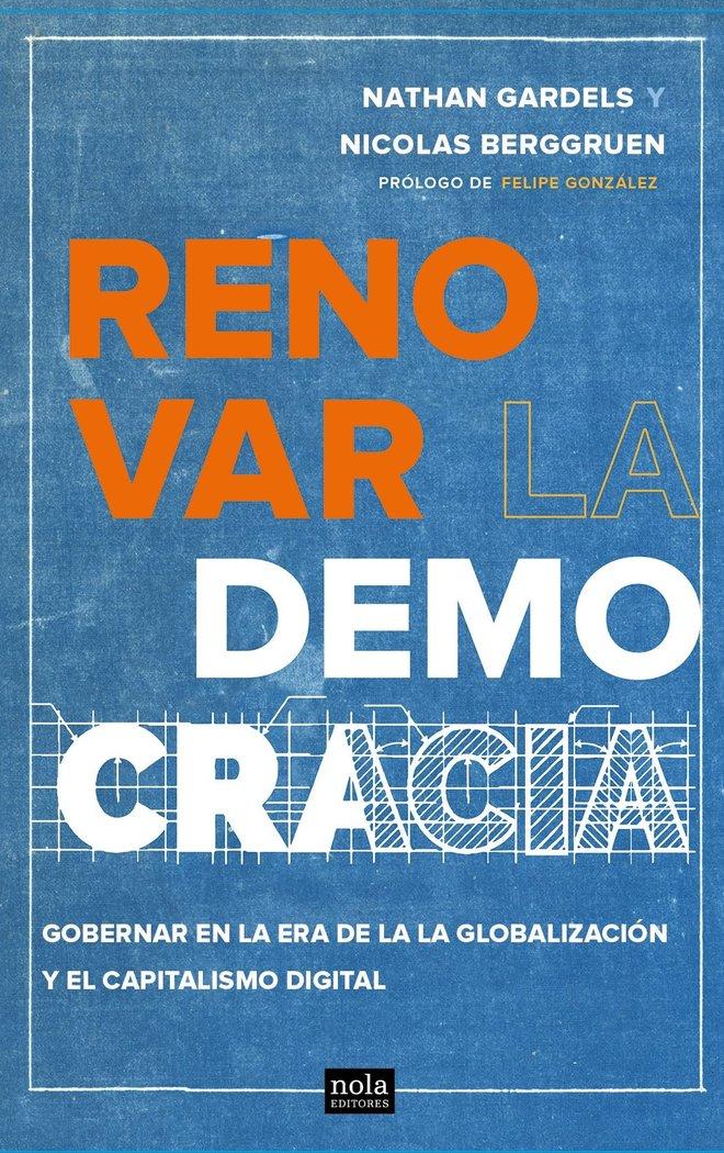Renovar la democracia
