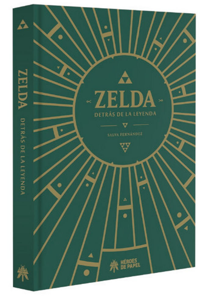 Zelda detras de la leyenda
