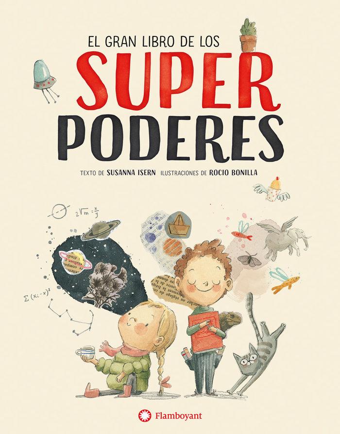 Gran libro de los superpoderes,el