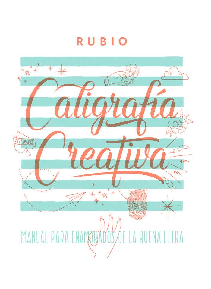 Caligrafia creativa 1 manual enamorados de la buena letra