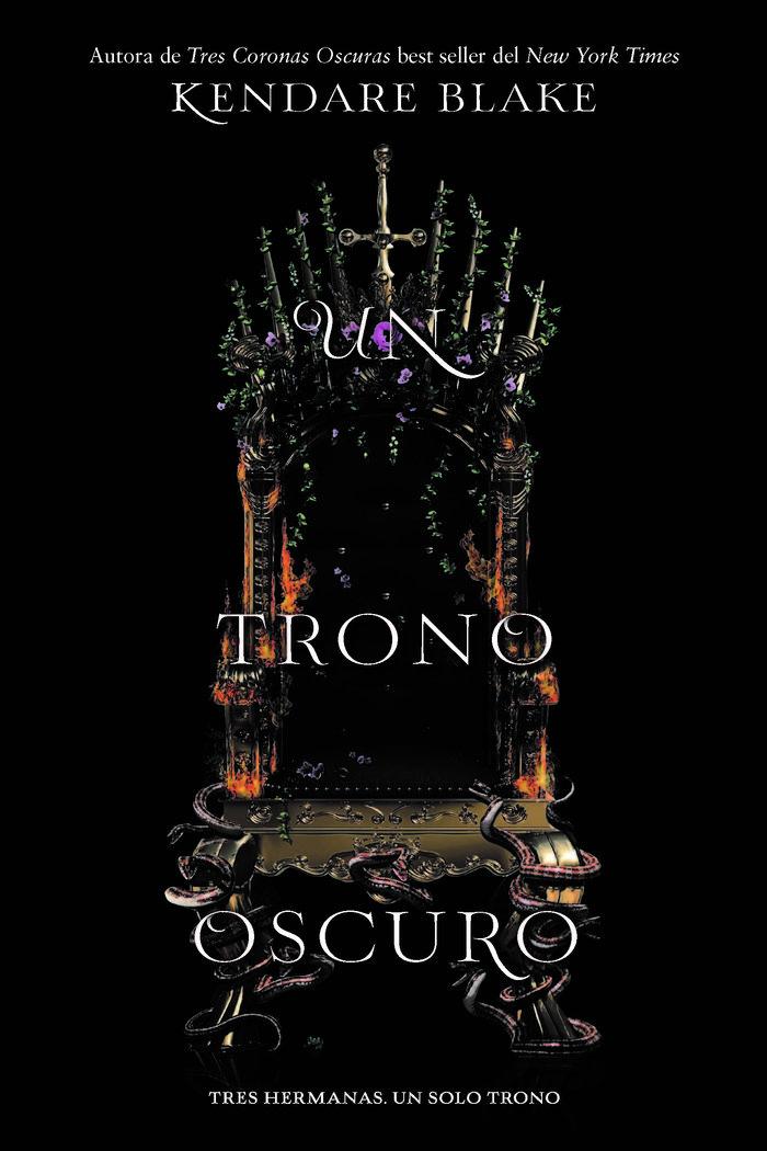 Tres coronas oscuras 2 un trono oscuro