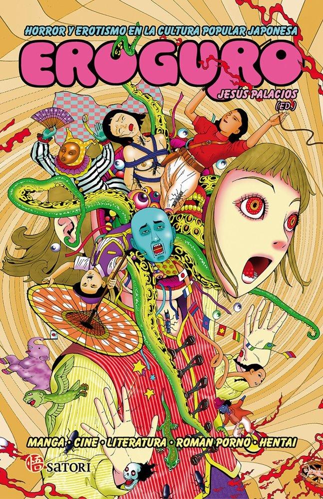 Eroguro horror y erotismo en la cultura popular japonesa