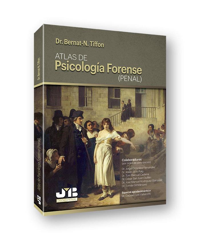 Atlas de psicologia forense penal