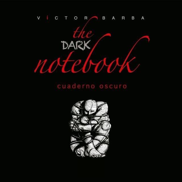Cuaderno oscuro dark notebook