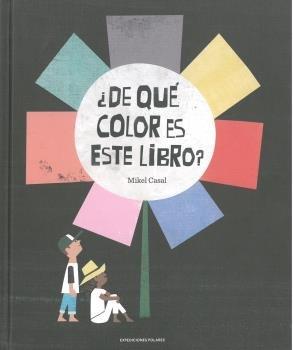 De que color es este libro