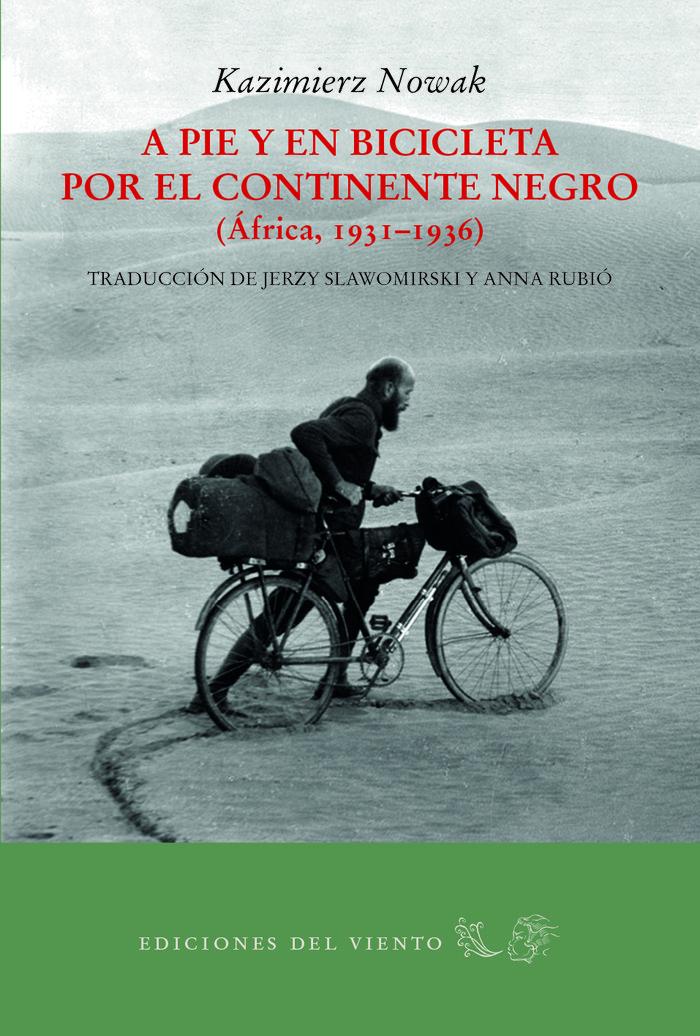 A pie y en bicicleta por el continente negro