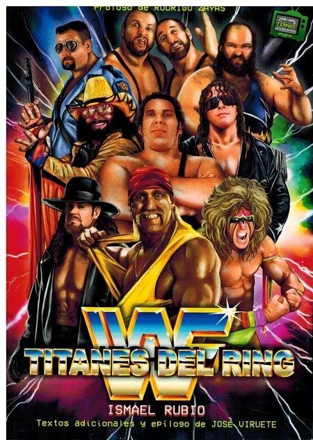 Wwf titanes del ring