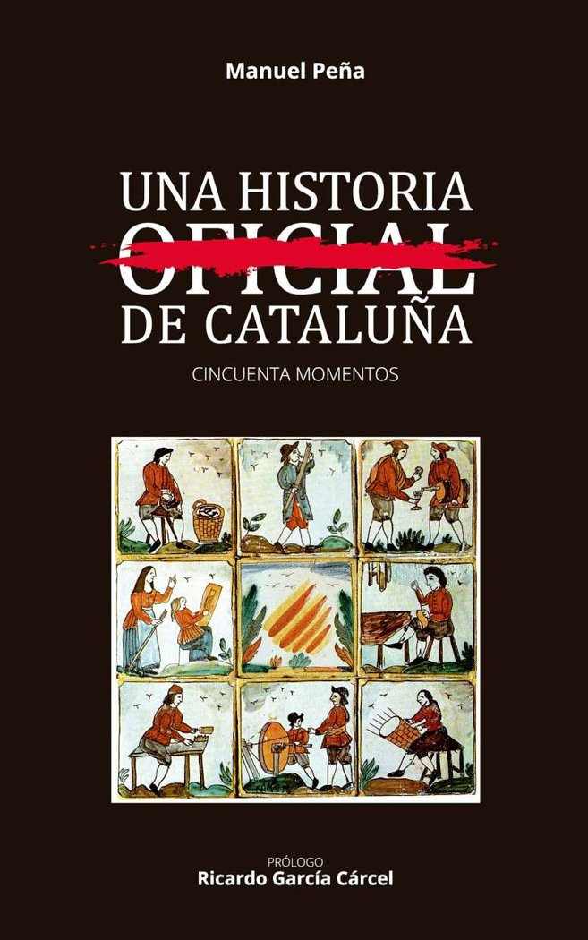 Una historia no oficial de cataluña
