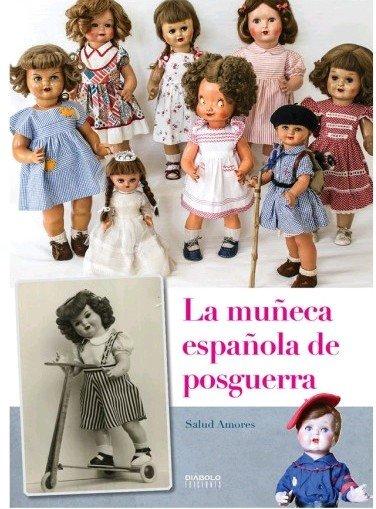 Muñeca española de posguerra,la