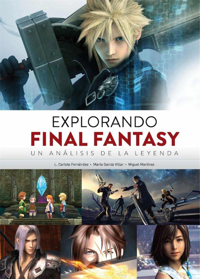 Explorando final fantasy un analisis de la leyenda