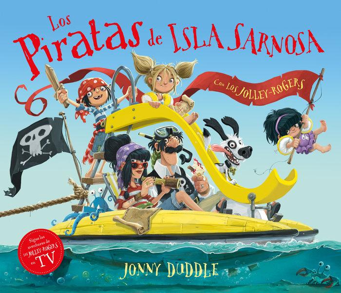 Piratas de isla sarnosa,los