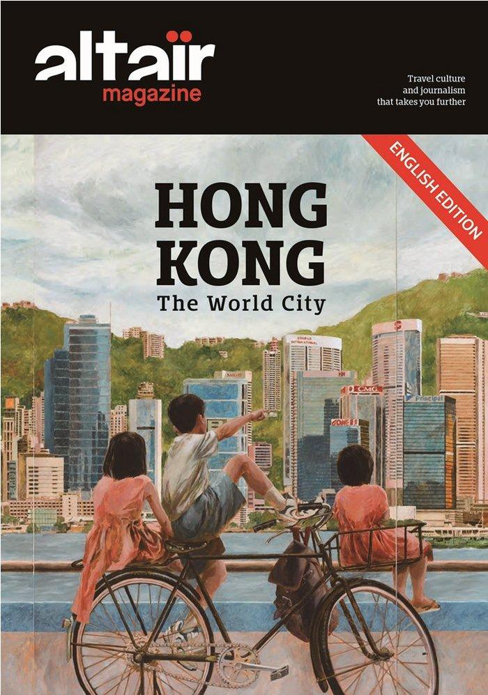 Hong kong english edition