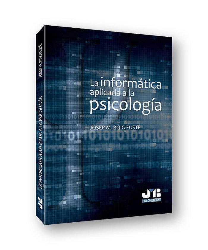 Informatica aplicada a la psicologia,la