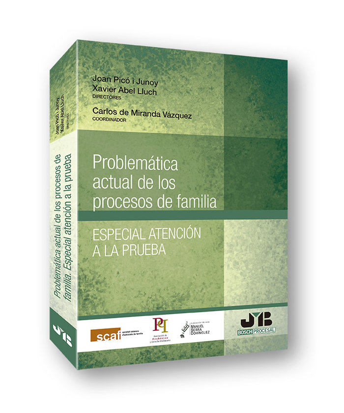 Problematica actual de los procesos de familia. especial ate