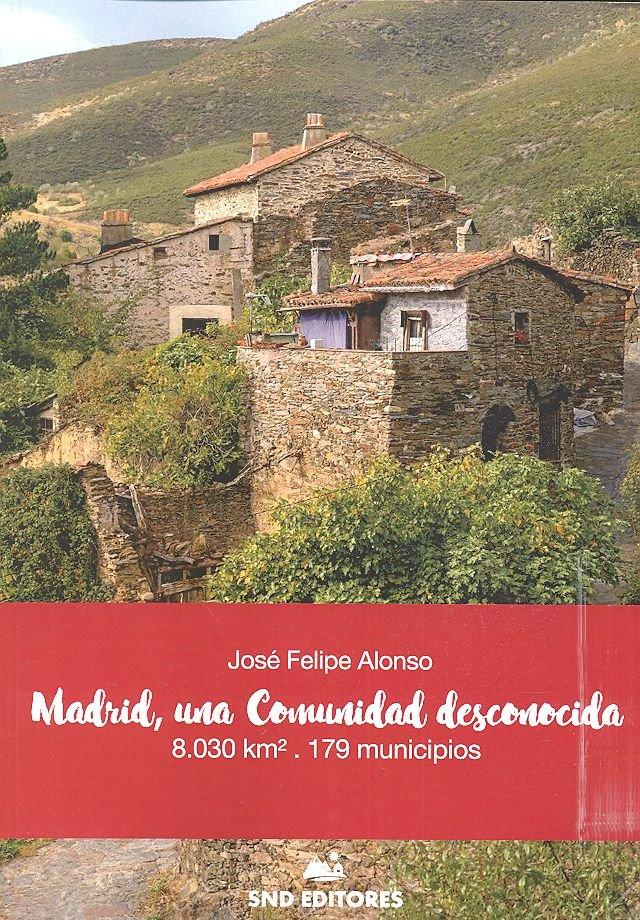 Madrid una comunidad deconocida