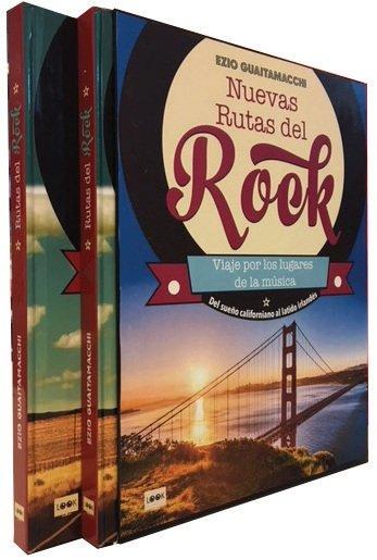 Estuche rutas del rock
