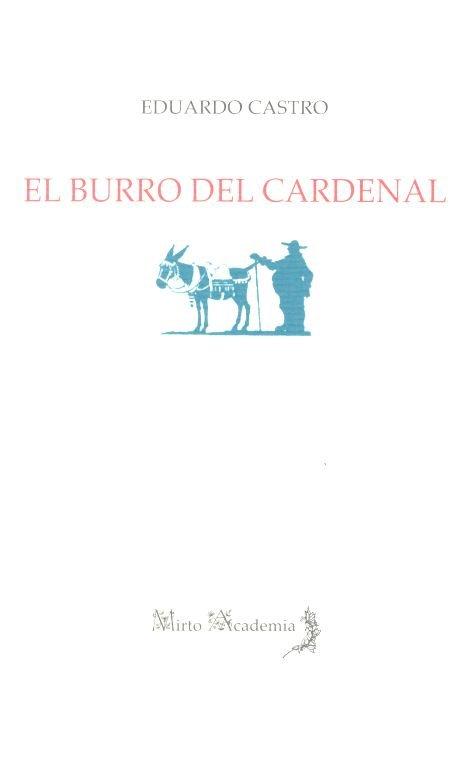 Burro del cardenal,el