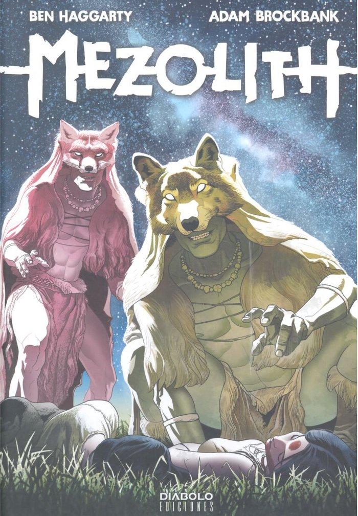 Mezolith 2 sueños y pesadillas de la edad de piedra