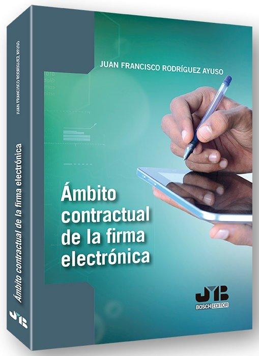 Ambito contractual de la firma electronica