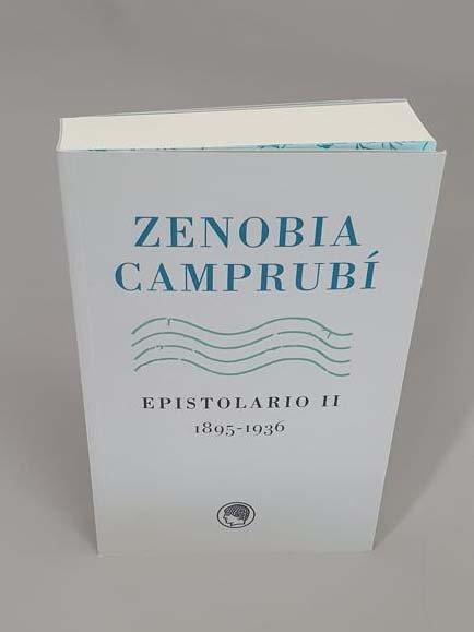 Zenobia camprubi epistolario ii 1895 1936