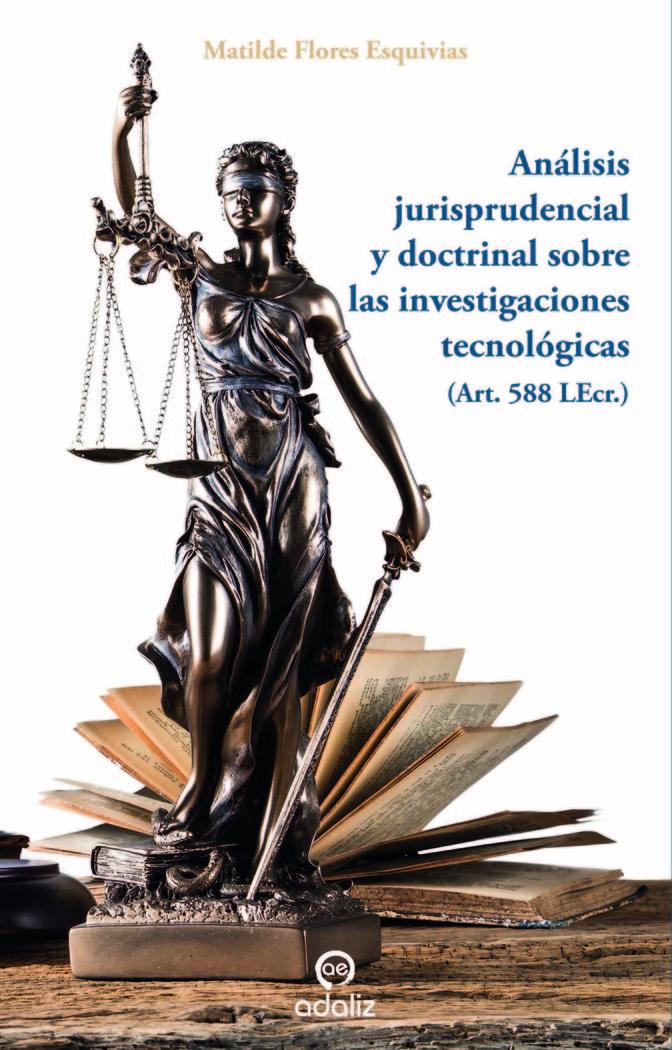 Analisis jurisprudencial y doctrinal sobre las investigacion