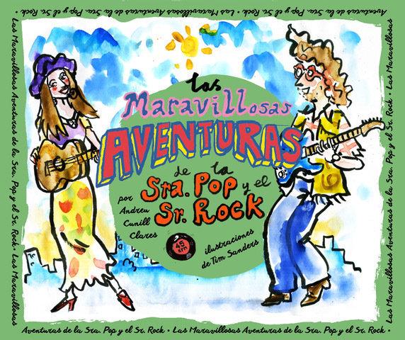 Maravillosas aventuras de la sra pop y el sr rock,las