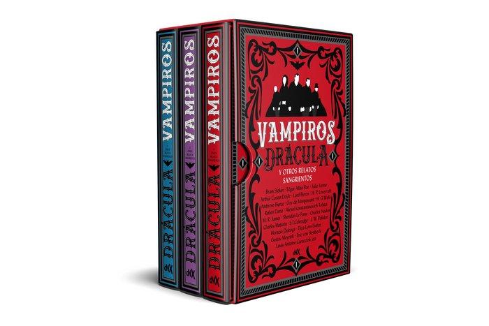 Vampiros estuche