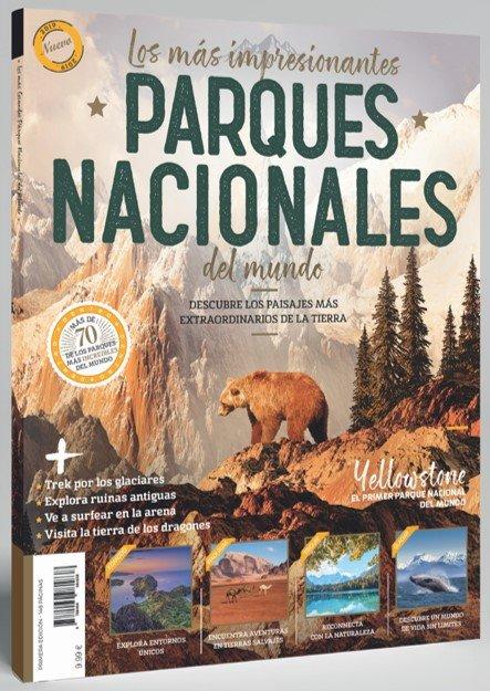 Mas impresionantes parques nacionales del mundo,los