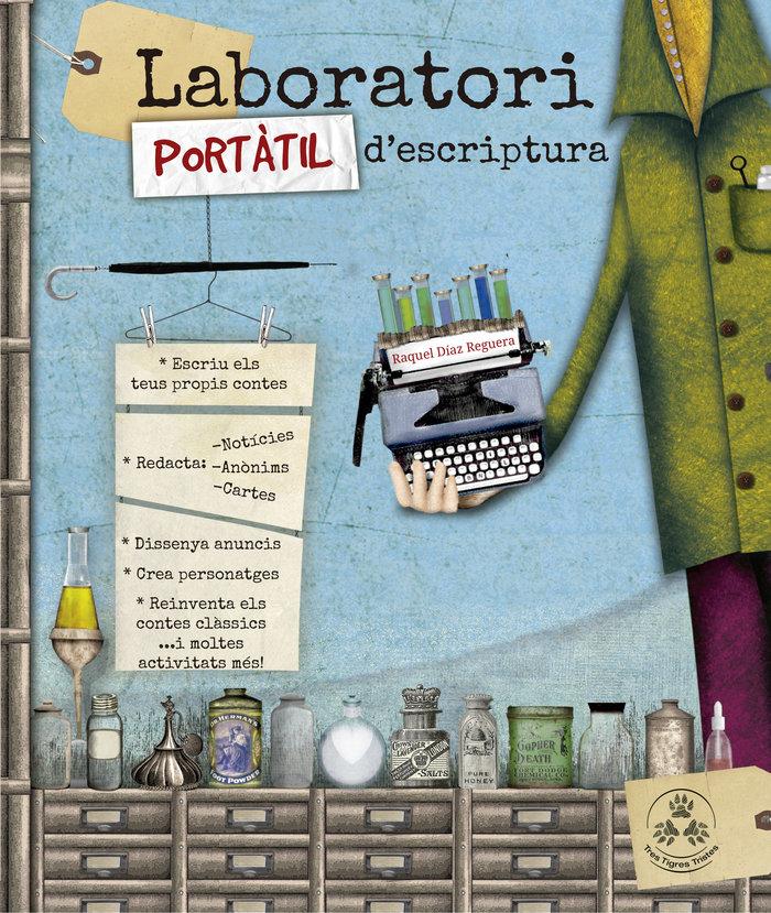 Laboratori portatil descriptura catalan