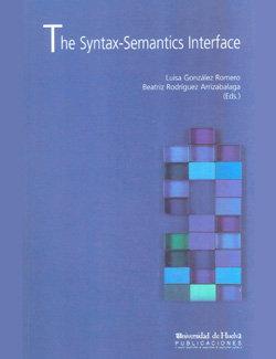 The sintax-semantic interface